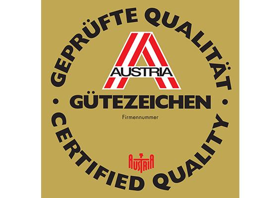 Marchio di qualità Austria